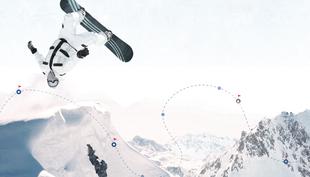 Лендинг горнолыжного фестиваля «Забугоры»